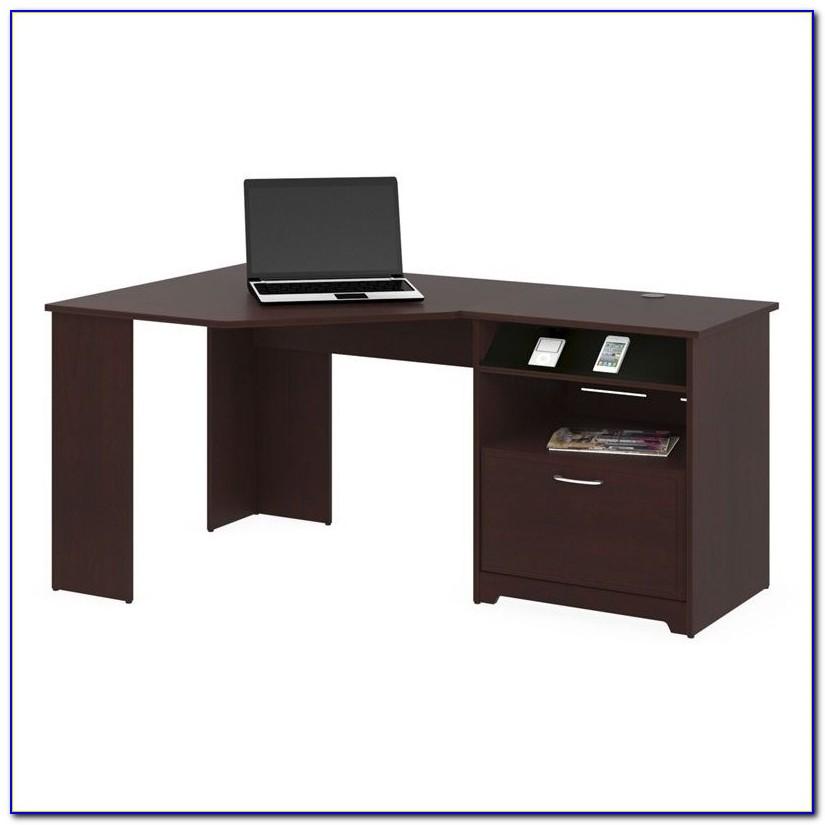 Bush Cabot Corner Desk With Hutch 60