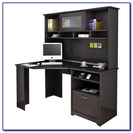 Staples Bush Tuxedo L Desk Desk Home Design Ideas