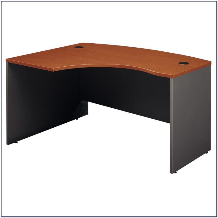Bush Series A Expandable Corner Computer Desk Desk