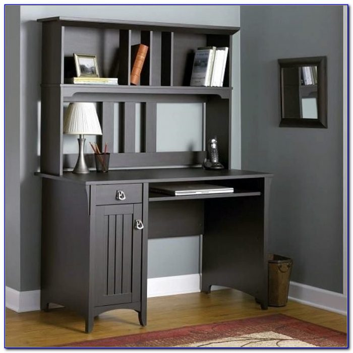 Bush Somerset L Shaped Desk With Hutch Desk Home