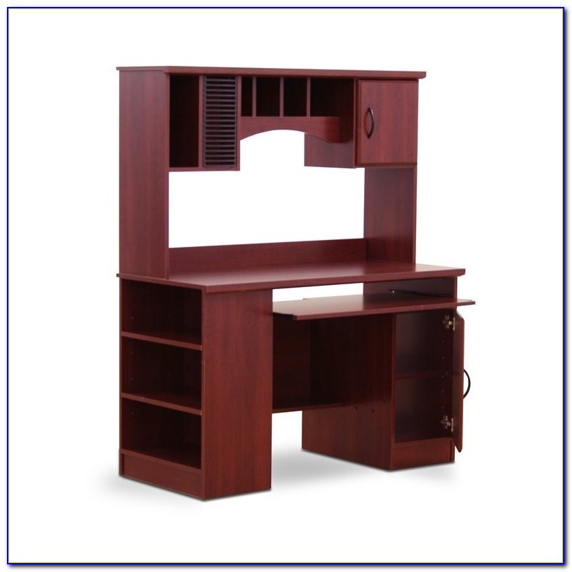 Cherry wood l shaped desk with hutch desk home design ideas xxpy50xpby79705 - Cherry wood computer desk with hutch ...