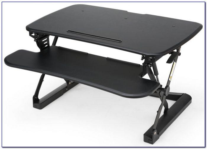 Keyboard Riser Standing Desk Desk Home Design Ideas
