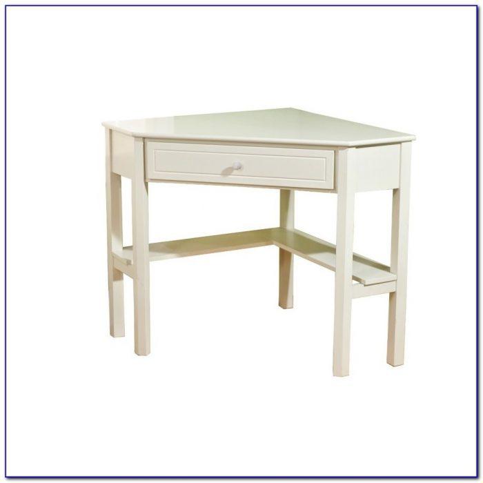 Corner Computer Desk With Shelves