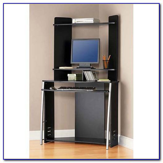 Corner Computer Tower Desk