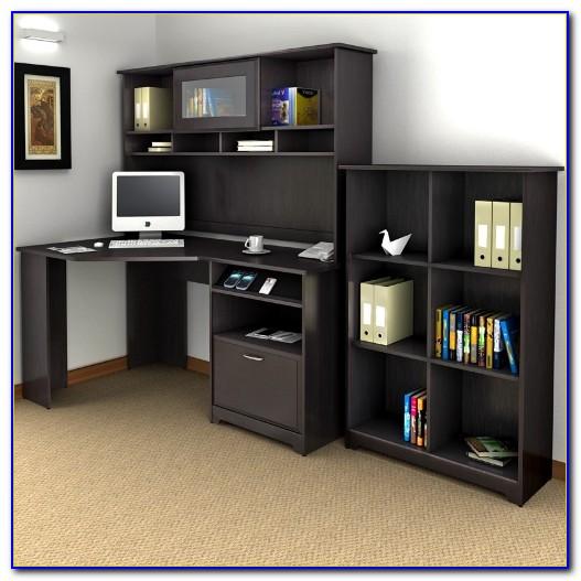 corner desk shelf unit desk home design ideas. Black Bedroom Furniture Sets. Home Design Ideas