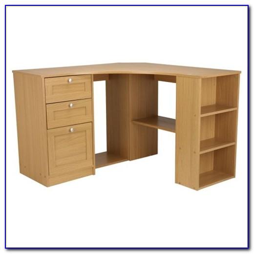 Small Corner Desks With Storage Desk Home Design Ideas