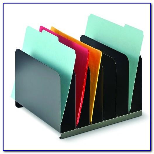 Desktop File Holder