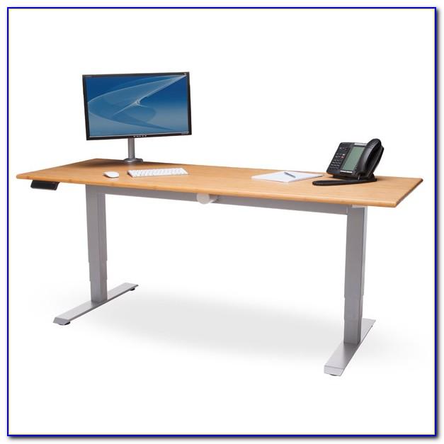 Sit stand desk motorized desk home design ideas for Motorized standing desk legs