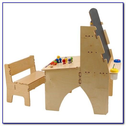 Toddler Desk And Easel Desk Home Design Ideas
