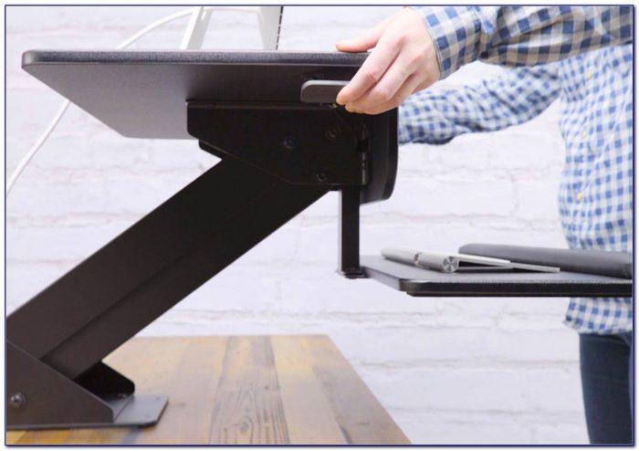 Ergo Stand Convert Desk To Stand Up Desk