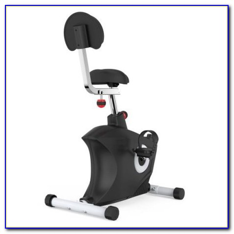 Exercise Bike Under Desk