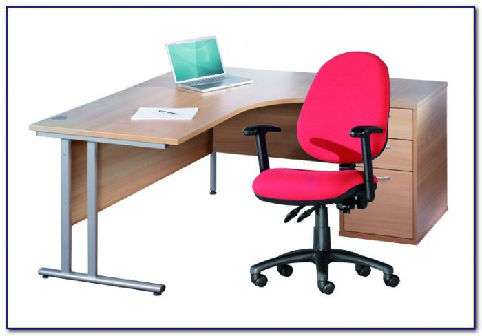 Folding Chair With Desk Attached