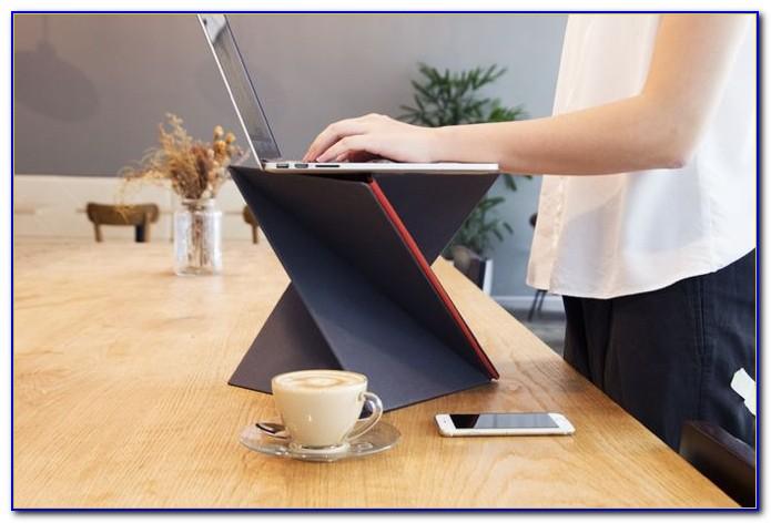 Folding Stand Up Desk