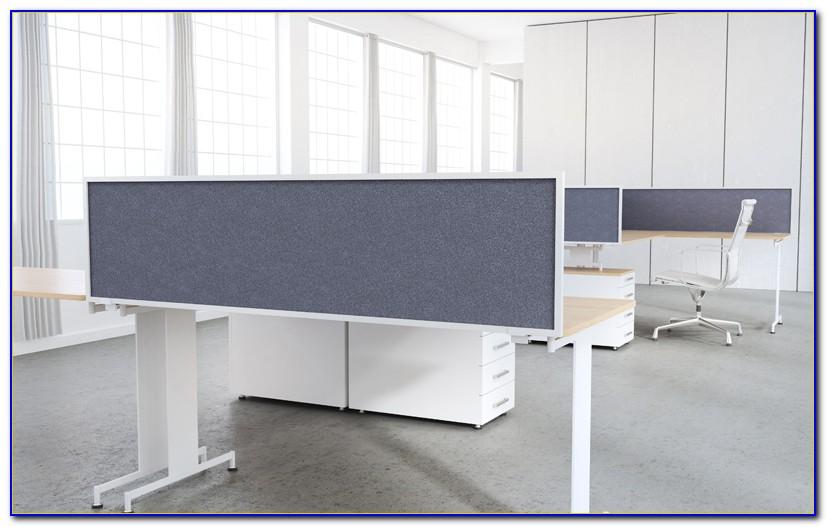 Glass Privacy Screens For Desks