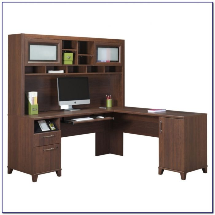 Home Office Furniture Credenza Hutch