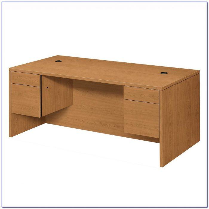 Hon Double Pedestal Desk