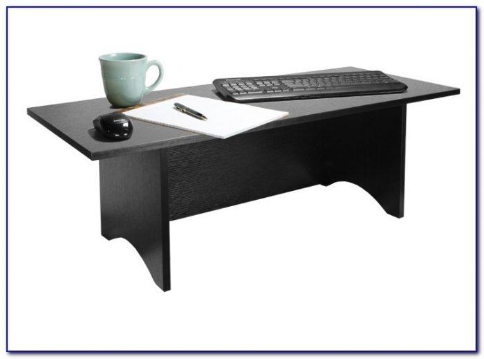 Convert Desk To Standing Workstation Desk Home Design