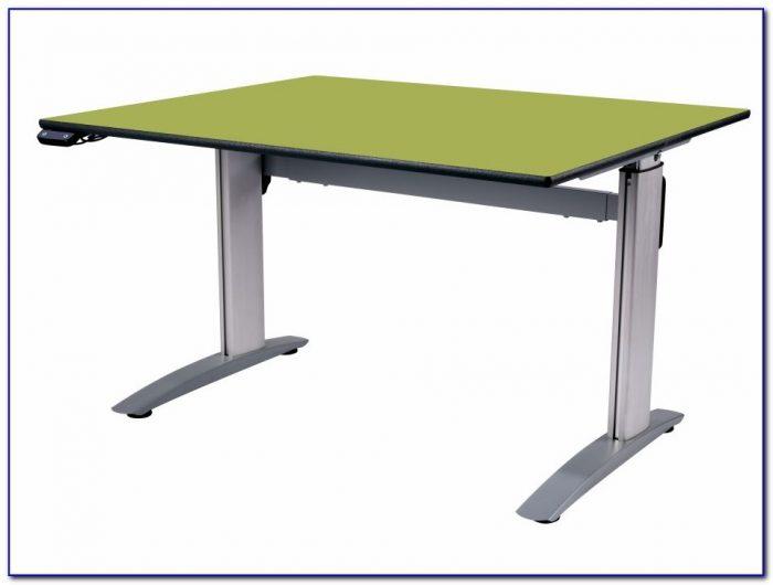 Ikea Adjustable Desk Electric Desk Home Design Ideas