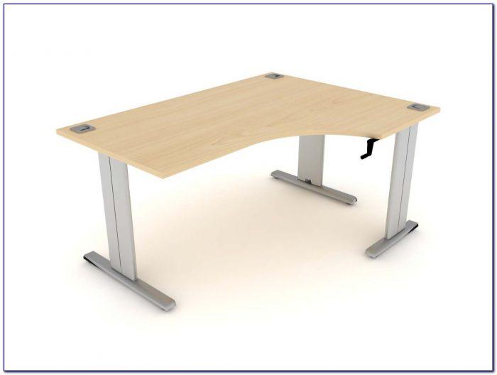 Manual Modtable Height Adjustable Desk Desk Home