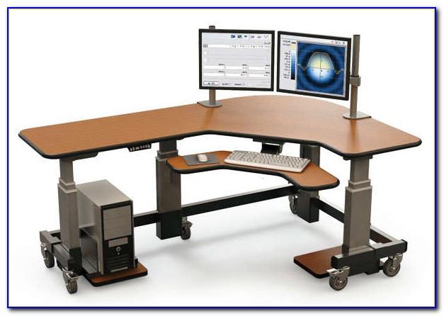 Office Furniture Adjustable Height Desk Home