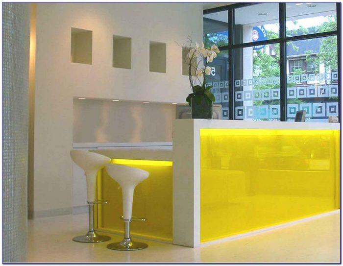 Ikea Reception Desk Ideas