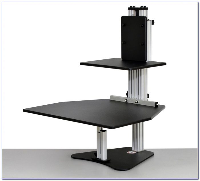 Laptop Stand For Desktop Desk Home Design Ideas