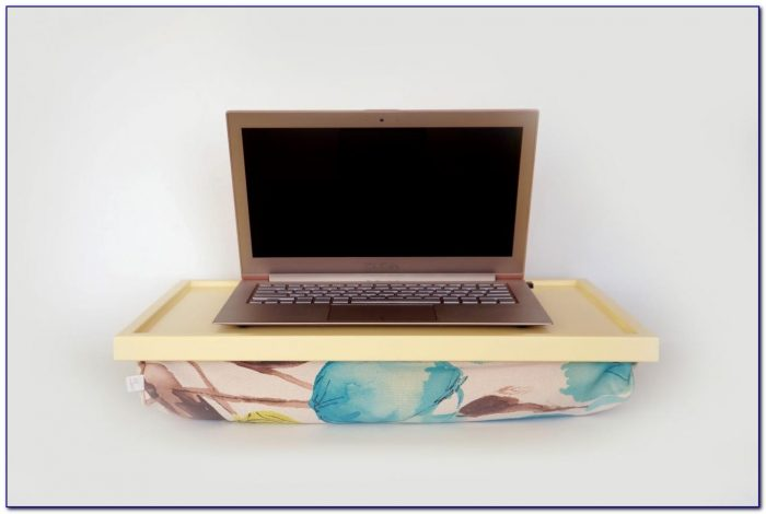 Laptop Lap Desk With Pillow Combination