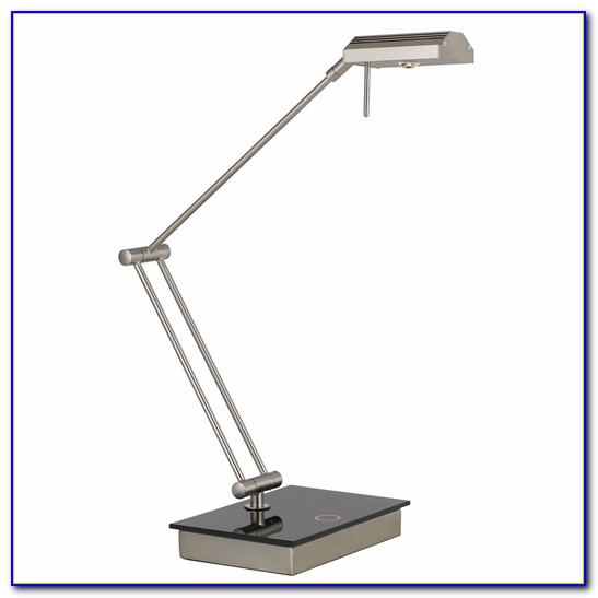 Led Swing Arm Desk Lamp