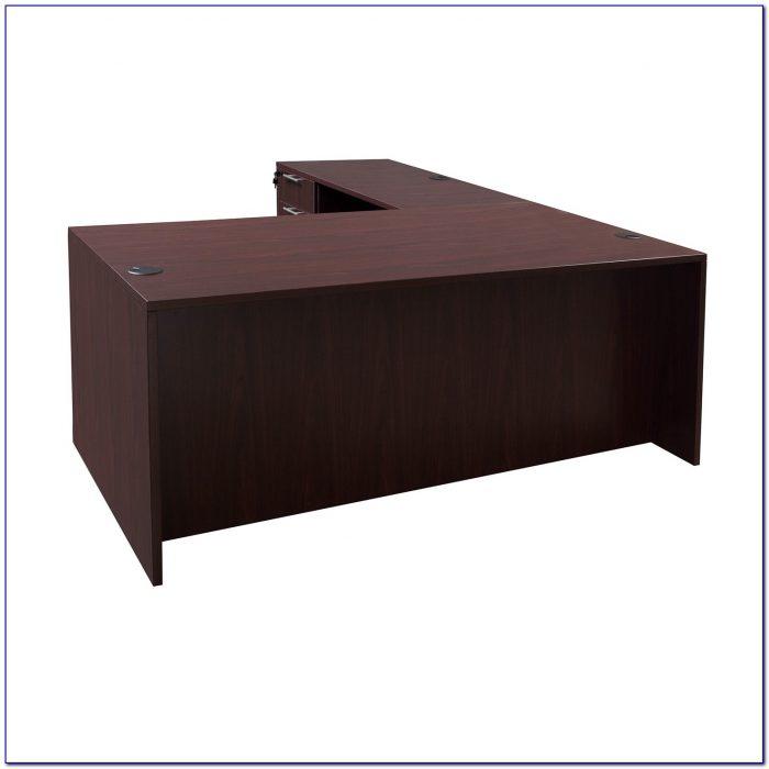 Mahogany L Shaped Office Desk Desk Home Design Ideas