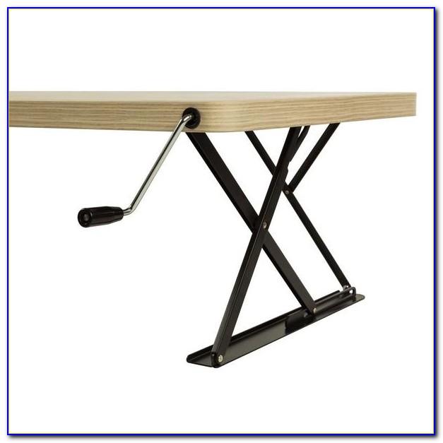 Manual Height Adjustable Desk Australia