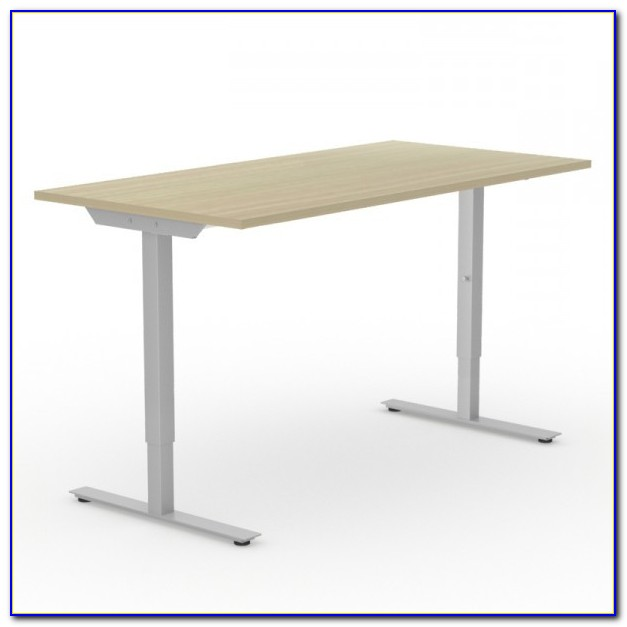 stilford electric height adjustable desk manual