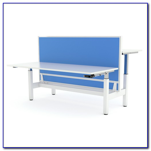 Manual Modtable Height Adjustable Desk