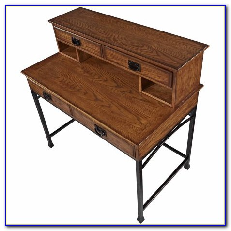 Mission Style Oak Desk Plans