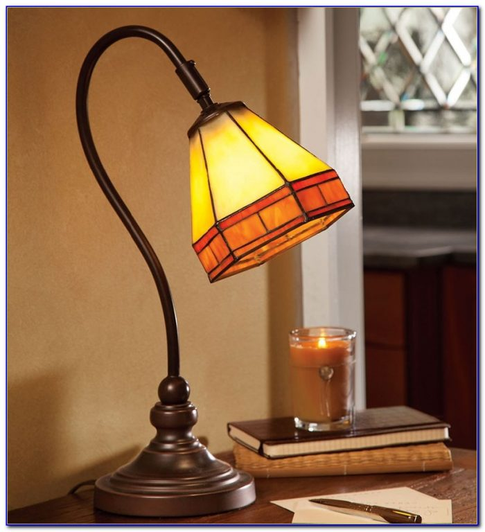 Mission Style Table Lamps