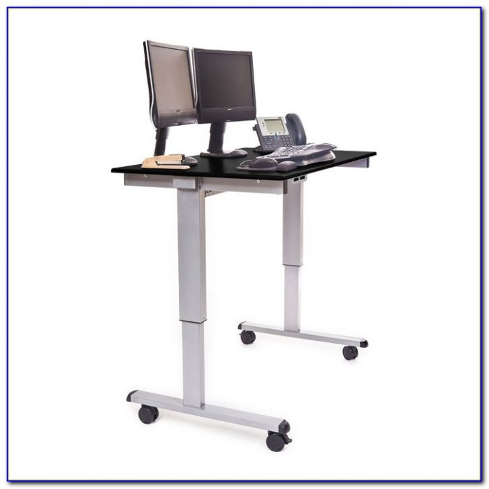 Diy Motorized Sit Stand Desk Desk Home Design Ideas