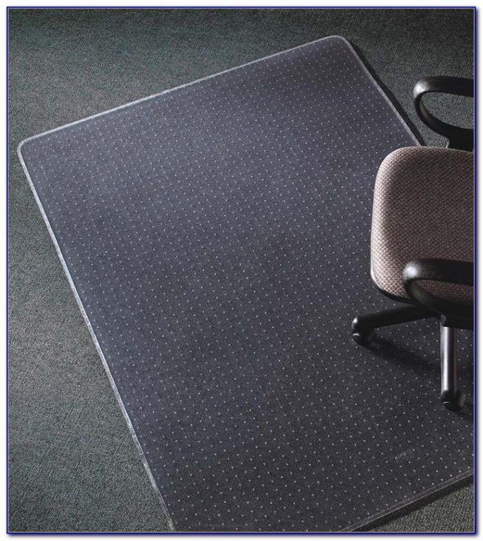 Office Chair Mat For Carpet Walmart Chairs Home Design