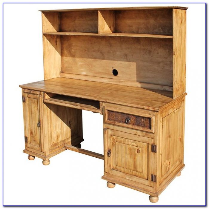 Pine Desk With Hutch Uk