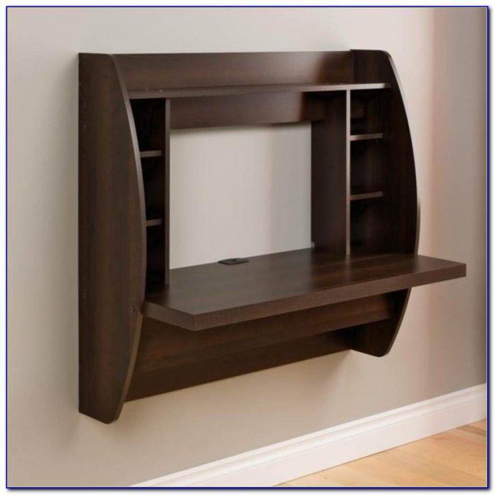Prepac Furniture Hw 0200 1 Floating Desk With Storage