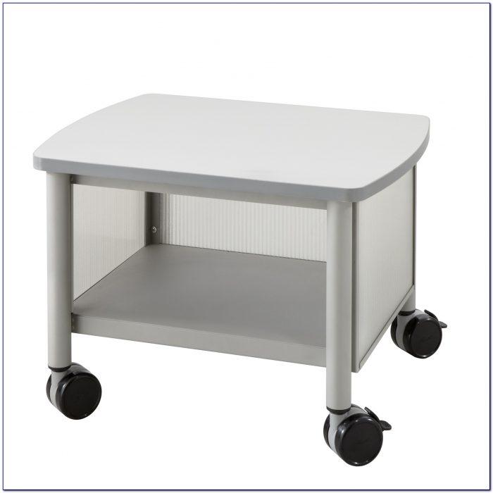 Printer Stand Under Desk