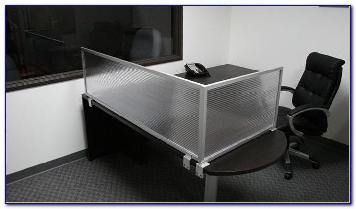 Privacy Panels For Desks