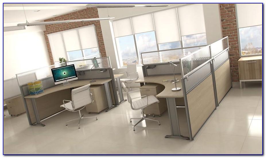 Privacy Screens For Reception Desks