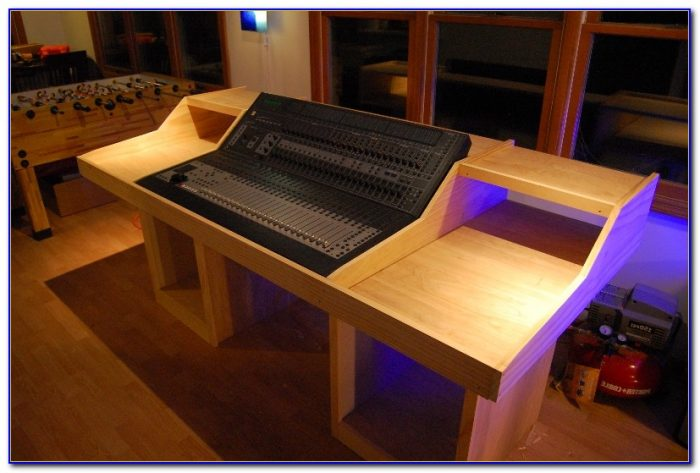 Recording Studio Computer Desk