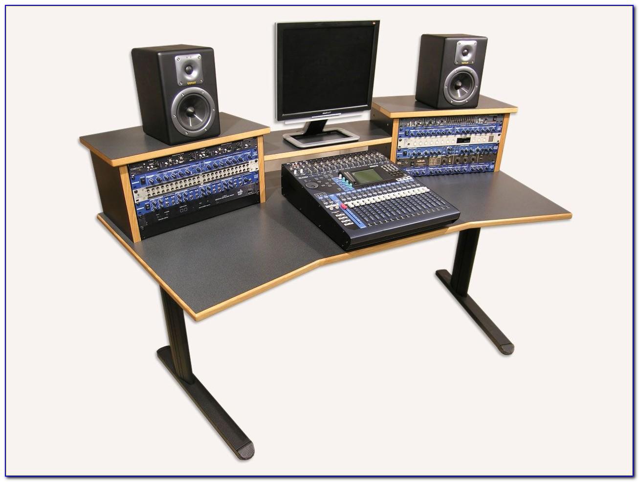 Recording Studio Workstation Desk Plans Desk Home
