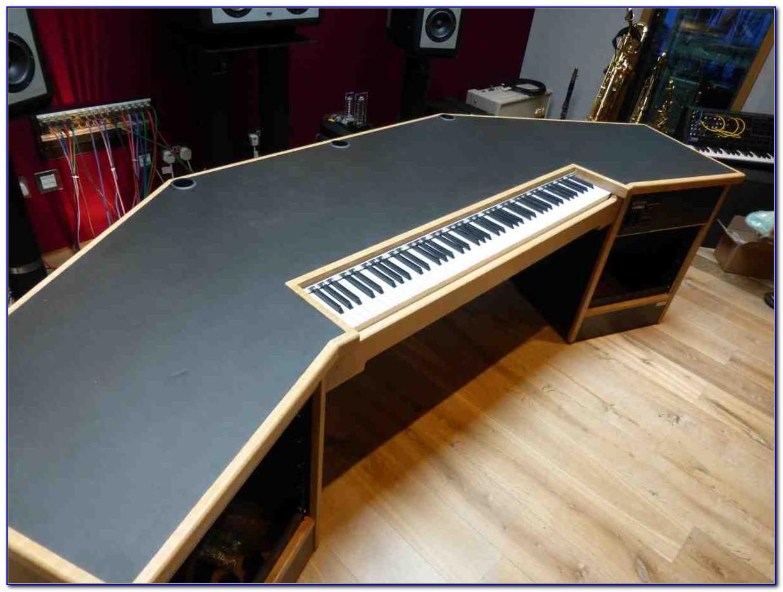 recording-studio-workstation-desk Studio Furniture Workstation Home on home studio setup furniture, home studio furniture desk, home recording workstation,