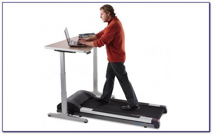 Small Manual Treadmill Under Desk Desk Home Design