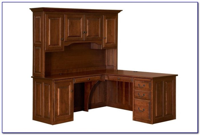 Solid Wood Corner Desk Uk