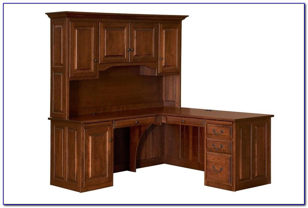 Solid Wood Corner Desk Uk