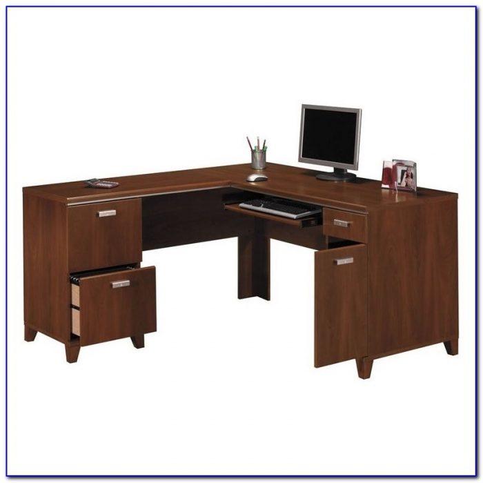 Bush Tuxedo L Shaped Desk Desk Home Design Ideas