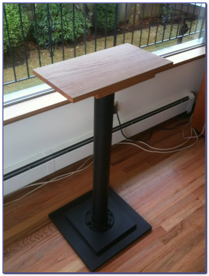 Studio Monitor Stands Vs Desk