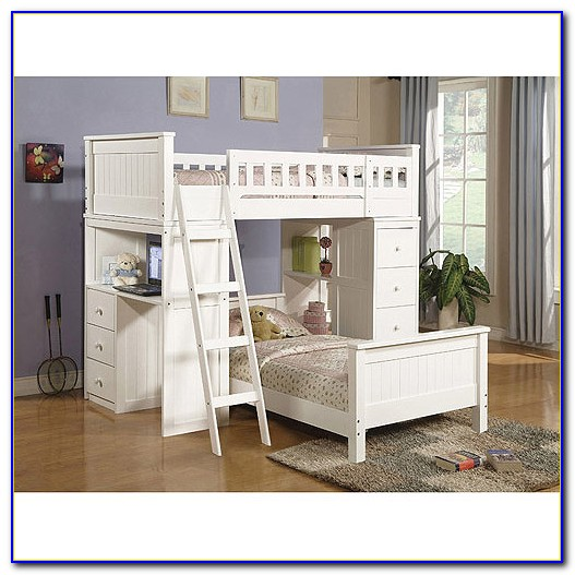 Twin bunk bed with desk ikea desk home design ideas ewp8lolpyx80718 - Bed with desk ikea ...